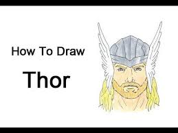 lovely pictures of thor s hammer how to draw thor youtube kayak