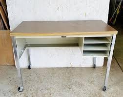 Small Vintage Writing Desk Vintage Desks Etsy