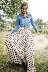 waltzing matilda polka dot ball skirt shabby apple spottedmod