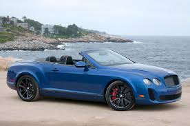 2012 bentley continental supersports convertible w video autoblog