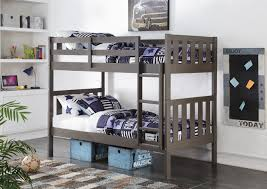 Special Bunk Beds Donco 4300ttsg Wide Mission Bunk Bed
