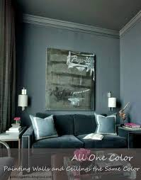 painting walls and ceiling same color cool painting walls and