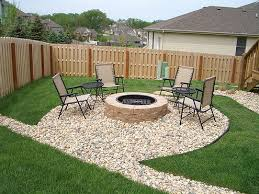 Fire Pits For Backyard by Chic Fire Pit In Backyard Ideas Garden Decors