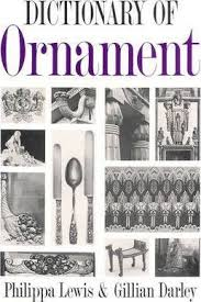 the dictionary of ornament philippa lewis 9780906506028