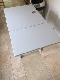 High Quality Computer Desk Very High Quality Computer Desk In Pale Grey Computer Table In
