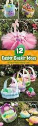 Homemade Easter Baskets by 259 Best Easter Images On Pinterest Easter Eggs Easter Crafts