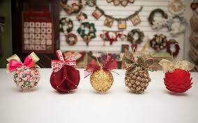 tree ornaments 4 ideas with styrofoam balls
