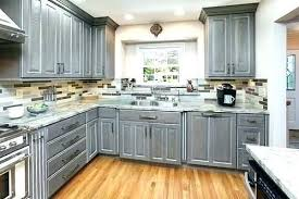 kitchen cabinets gray stain gray stained maple kitchen cabinets page 7 line 17qq