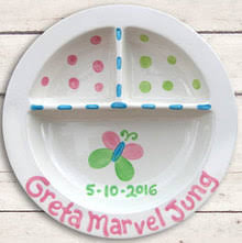 birth plates personalized personalized birth plate ceramic birth plates at for that occasion