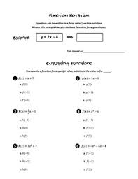 relations and functions algebra 1 unit 3 by all things algebra