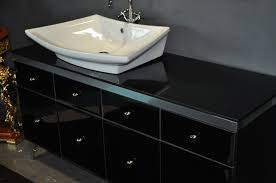 Black Bathroom Vanity Units by Modern Bathroom Vanity Soiree