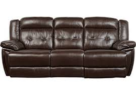 Brown Leather Recliner Sofa Brown Leather Sofas U0026 Couches