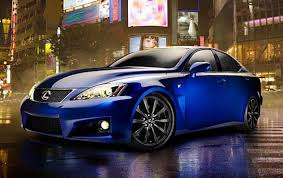 lexus isf blue 2009 lexus is f information and photos zombiedrive