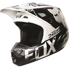 vega motocross helmets fox racing 2016 v2 union helmet white available at motocross giant