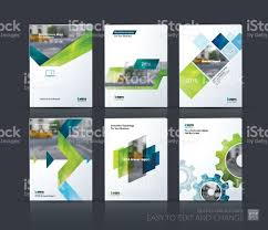 Free Report Cover Page Template brochure template layout cover design annual report magazine stock