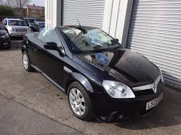 Tigra Interior Used 2009 Vauxhall Tigra Air For Sale In Stevenage Hertfordshire