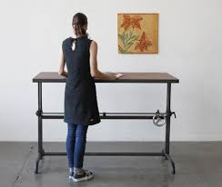 Sit Stand Desk Vancouver Standing Desks Desks Office Spaces And Diy Standing Desk