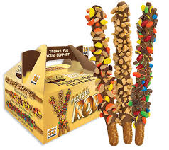 where to buy pretzel rods doubly loaded 2 pretzel rods wow fundraising
