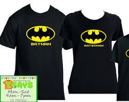 batman of the family batman family shirts etsy