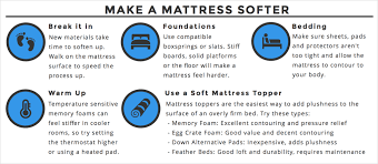 what to do when your mattress is too firm or too soft savvy sleeper