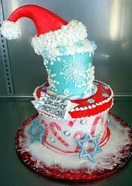 186 best christmas cakes images on pinterest holiday cakes