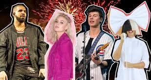 the official top 40 biggest songs of 2016