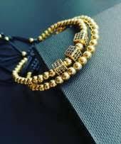 aur iasi set bratari cu aur 14k zirconia hematit si onyx pietre