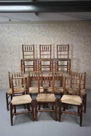 Antique Dining Sets True Set Of Ten Yorkshire Dales Antique Dining Chairs Antiques Atlas