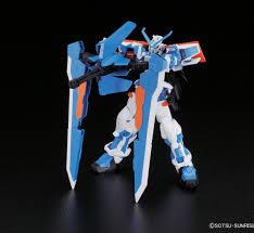 blue seed gundam seed destiny gundam astray blue frame second l hg model