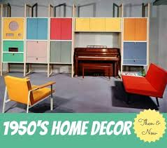 Best S Interiors Images On Pinterest Retro Kitchens - Fifties home decor