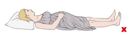 Comfortable Positions To Sleep During Pregnancy Best Sleeping Positions When Pregnant New Health Advisor