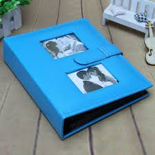 large capacity photo albums fremdness 200 quality leather photo album photo album book baby