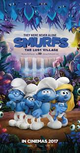 smurfs lost village 2017 imdb