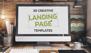 landing page templates for blogger 30 creative landing page templates to inspire yours creative