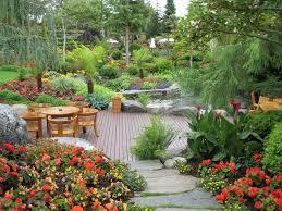 beautiful backyard garden in norway most beautiful gardens