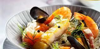 cuisiner la choucroute choucroute de poissons facile recette sur cuisine actuelle
