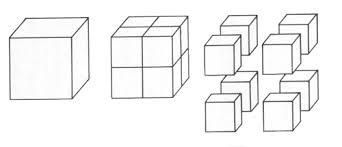 oberfläche eines würfels das üben im mathematikunterricht