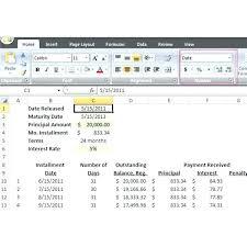 personal loan amortization table excel loan amortization best personal finance images on personal