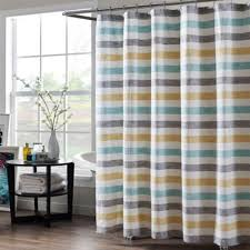 Shower Curtain Longer Than 72 Buy Extra Long Shower Curtain From Bed Bath U0026 Beyond