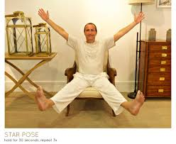 Chair Yoga Poses 6 Benefits Of Chair Yoga 8 Poses To Get You Started