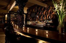 Interior Designer In Los Angeles by Sophisticated And Elegant Bar Interior Design Of Red O Restaurant