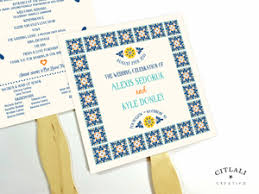 order wedding programs online shop online day of ceremony programs order of service page 1