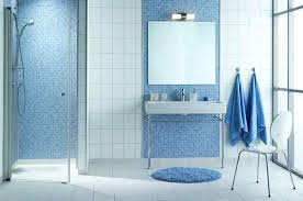 bathroom glass tile ideas blue glass tile bathroom moutard co