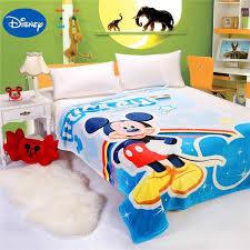 chambre mickey mouse cligna des yeux mickey mouse de couverture 150 200 cm enfants