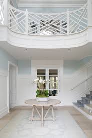 entry coastal entry coastal home bwd entry pinterest home with classic blue and white interiors benjamin moore in your eyes