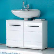 badezimmer waschbeckenunterschrank badmöbelsets ebay
