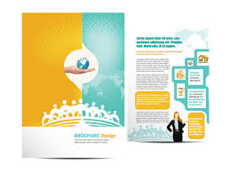 creative brochure templates free brochure template illustrator free free vector brochure