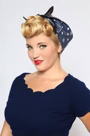 1940s bandana hairstyles pinup hair bandana hairstyles pinterest bandanas rockabilly