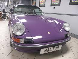 purple porsche 911 porsche 911 2 4e rhd u2013 specialist cars ltd