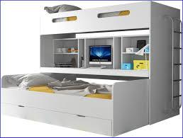 lit superpos combin bureau lit superposé combiné bureau armoire armoir idées de décoration